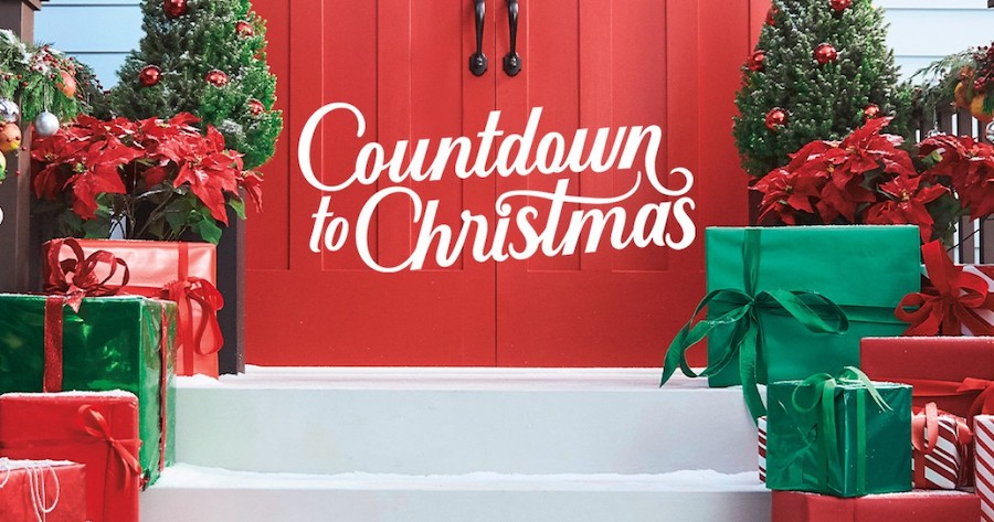 Countdown to Christmas for venue promotions ideas for December