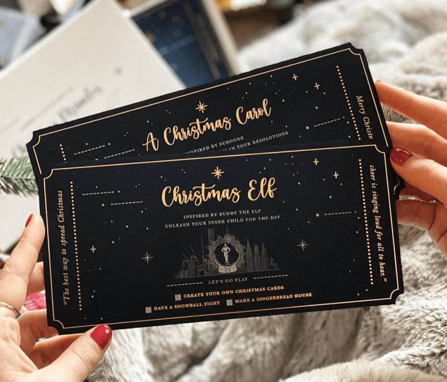 Venue promotion ideas for December - giving coupons