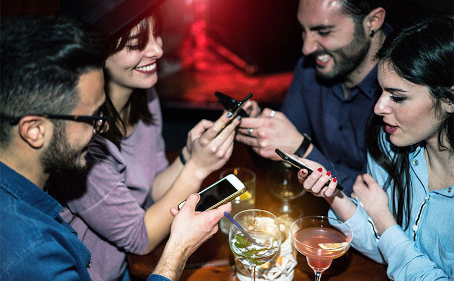 Pub marketing strategy social media