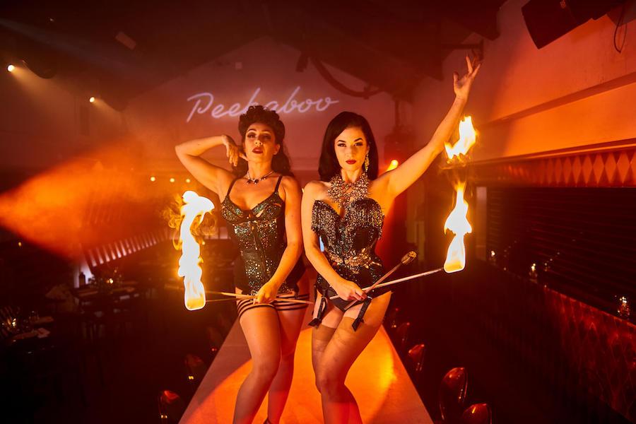 Themed nightclub