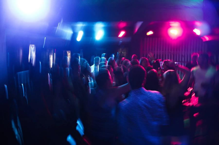 Nightclub advertisement ideas