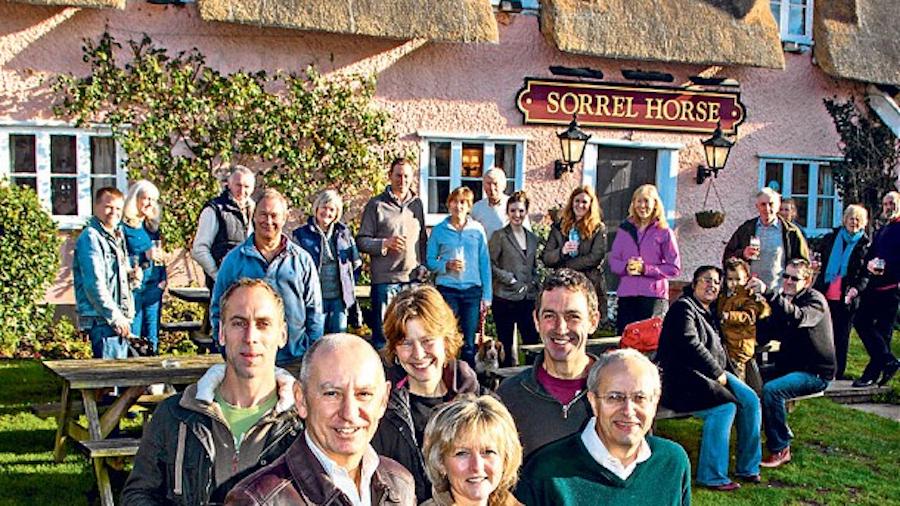 Community pub
