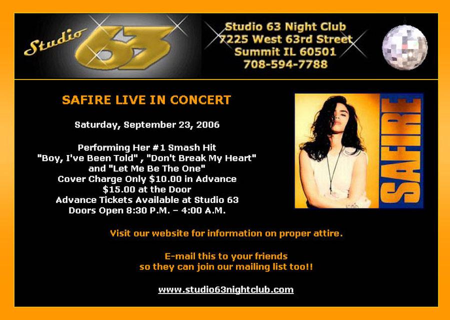 Nightclub email digital marketing for nightclubs
