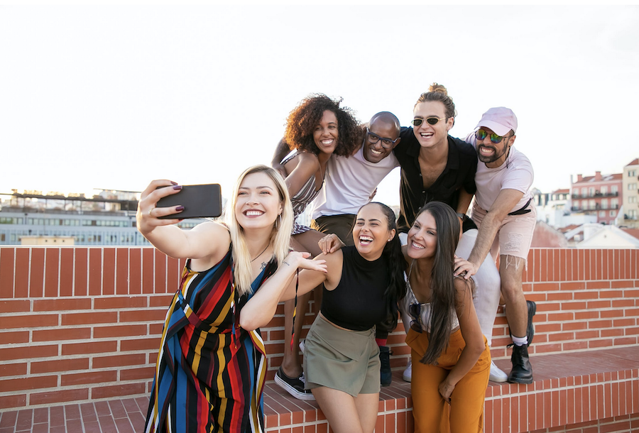 Social event marketing plan