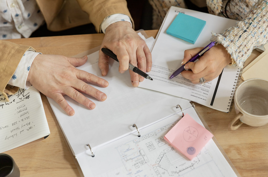 Venue marketing plan brainstorm