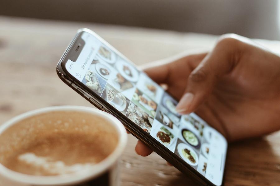 Venue social media marketing