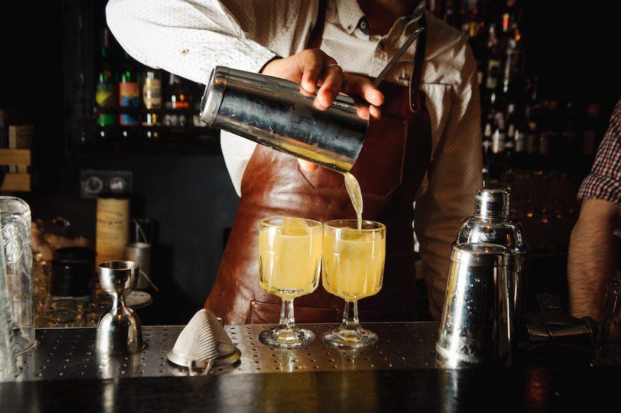 Blogging for bar website