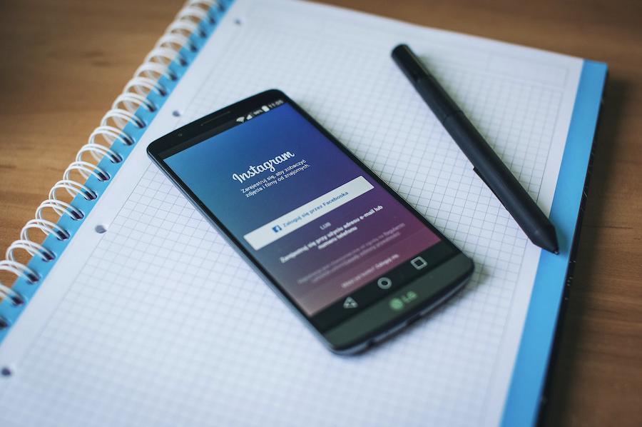 Online marketing for venues Instagram