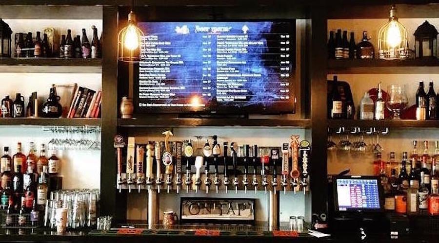 Digital beer boards