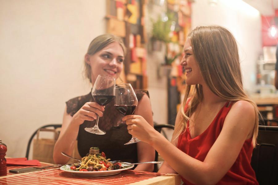 Fun restaurant culture
